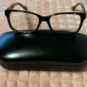 New Never Worn - Authentic Coach RX glasses